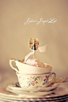 Sylvia Simple Life: Day Afternoon Tea de San Valentín
