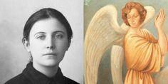 Le conversazioni tra Santa Gemma Galgani e il suo angelo custode