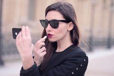 Gafas de sol Rayban Wayfarer - Rayban Wayfarer sunglasses - Sunnies - Street style