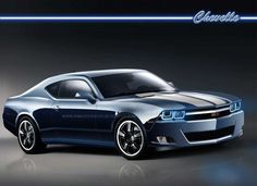 Concept muscle cars