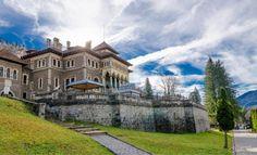 Castelul Cantacuzino din Bușteni http://on.fb.me/1brRuDj // Foto: Costin Fetic