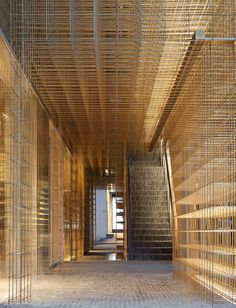 Neri and Hu Design and Research Office - Project - AMORE Sulwhasoo Flagship Store - Space Architecture, Architecture Details, Commercial Design, Commercial Interiors, Neri And Hu, Retail Interior, Dezeen, Shop Interiors, Design Furniture