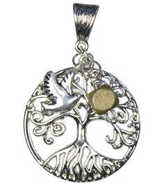 Jewelry Basics Metal Pendant 1/Pk-Silver Tree ClusterJewelry Basics Metal Pendant 1/Pk-Silver Tree Cluster,