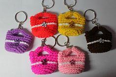 Ravelry: Purse Key Chain pattern by Kate Monaco