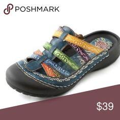 31dd3e983 Elite by Corkys Womens Slide Sandals Sz  9. Clog SandalsClogs ShoesSlide ...