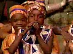 """Walking in the Light"" by the African Children's Choir / Video"