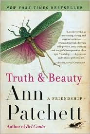 No-Obligation Book Club - March 2010 - Truth & Beauty by Ann Patchett