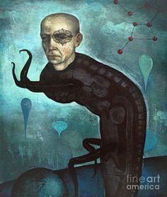 Painting - Creepwalker by Craig LaRotonda