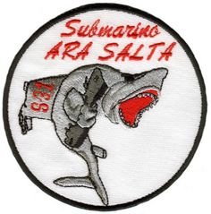 Parches de las Fuerzas Armadas Argentinas: Fuerza de Submarinos