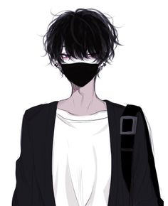- Everything About Anime Anime Boys, Manga Anime, Pelo Anime, Dark Anime Guys, Cool Anime Guys, Art Anime, Hot Anime Boy, Anime Hair, Manga Boy