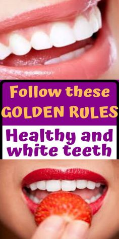 The value of the enamel does no longer discontinue after chewing and speak to me. Teeth can affect the best way we set the impact on the entrance of others.Golden rules for healthy and white teeth Teeth Whitening Remedies, Whitening Kit, Activated Charcoal Teeth Whitening, Teeth Care, Be Natural, White Teeth, Oral Health, Herbal Remedies, Natural Remedies