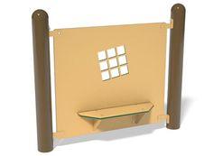 Henderson Recreation Equipment   PlaySteel   PlayBench Panel