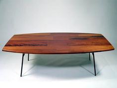 Michael Yonke reclaims & upcycles wood, metal and glass to create furniture, art and complete interior designs.