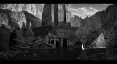 ArtStation - Light In The Shadows, Jared Wikeepa