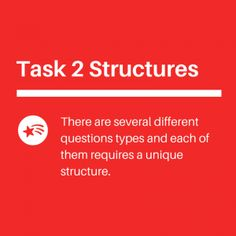 IELTS Writing Task 2 Structures