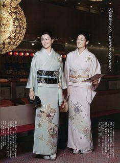 美しいキモノ 2012年冬号|掲載メディア紹介|銀座もとじ