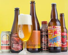 Peaches, strawberries, mango and more amp up a rainbow of beer | Six fruit beers we're into this spring | DRAFT Magazinestyles.