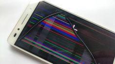 Huawei Honor 7 näyttö rikki. Puhelin on pudonnut ja #lasi sekä #kosketusnäyttö säilynyt täysin ehjänä. Kuitenkin näytön #lcd #amoled paneeli on mennyt #rikki Vika on korjattavissa asentamalla uusi #näyttö #näyttörikki #huaweihonor7 #honor7 #honor #huawei