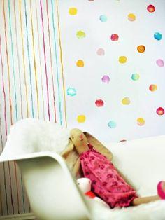 94134-1 Ekologicky vyrobená papírová tapeta na zeď oblaka Esprit Kids 3, velikost 10,05m x 53cm   kupsi-tapety.cz