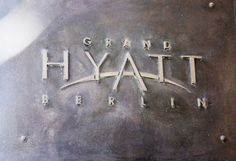 Das Grand Hyatt Berlin, direkt am Potsdamer Platz.