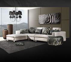 African Style In The Interior Design | Prints, Room and Africans
