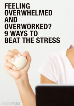 You CAN beat the stress! Read here.