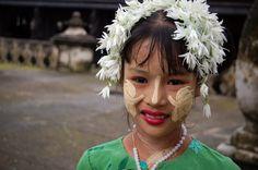 Mandalay girl