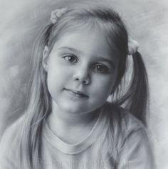Wonderful Portrait Drawings by Igor Kazarin