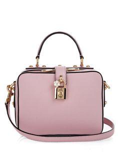 Rosaria leather box bag | Dolce & Gabbana | MATCHESFASHION.COM UK