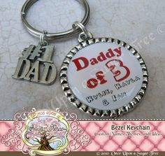 Father's Day Gift for Dad Personalized by onceuponasugartree