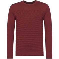 Calvin Klein Safet Crew Neck Sweater (2,155 MXN) ❤ liked on Polyvore featuring men's fashion, men's clothing, men's sweaters, men knitwear, mens crew neck jumper, mens crewneck sweaters, mens knitwear, mens jumpers and mens crew neck sweaters