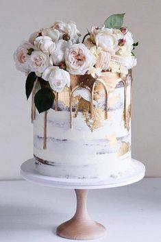 Unique Wedding Cakes, Beautiful Wedding Cakes, Wedding Cake Designs, Wedding Cake Toppers, Unique Weddings, Trendy Wedding, Elegant Wedding, Luxury Wedding, Perfect Wedding