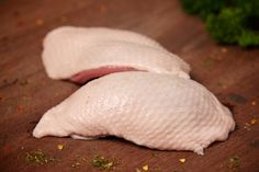 Quality British Meat Duck Breast