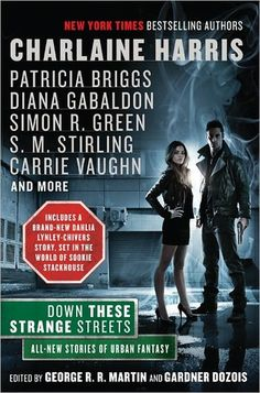 Down These Strange Streets (Sookie Stackhouse) by George R.R. Martin, Gardner R. Dozois || 2012