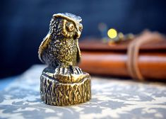 bronze Owl figurine, metal owl statuette, cute owl souvenir, small bird figurine, collectible owl figurine, bronze anniversary gift for men Bronze owl figure	Small owl figurine	Bronze owl statuette	Cute owl figurine	Gift to mother	Bronze owl	Feng shui animals	small bronze figures	bird figurine	eagle-owl	bronze figurine	owl figurine	mothers day gift