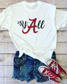 Alabama Football Shirts, 49ers Shirts, College Football, Game Day Shirts, Alabama Crimson Tide, Roll Tide Alabama, Alabama Baby, Alabama Vs, Vinyl Shirts