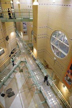 Queens Building, Faculty of Technology, De Montfort University, Leicester