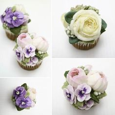 [BUTTERBE] Buttercream Flower Class_ Advanced course_ . #butterbe #buttercreamflower #buttercreamcake #cupcakes #flower #floral #floralcake #koreancake #korea #delicious #muffin #pansy #peony #rose #butterflower #cake #instacake #cakestagram #dessert #yummy