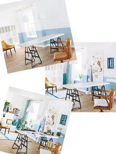 Leerer Raum, ws nun? Mit drei Grundregeln richten Sie Ihr Homeoffice oder jedes andere Zimmer zielgerichtet, zweckmäßig und stilvoll ein.