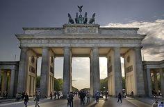 Berlin, Germany - Brandenburger Tor.