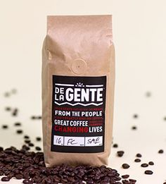De La Gente Guatemalan Coffee 1 Pound MediumDark Full City Roast Whole Bean ** See this great product. Note: It's an affiliate link to Amazon.