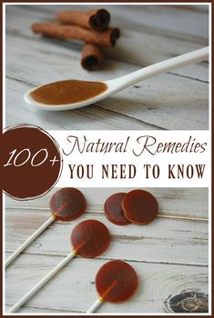 100+ Natural Remedies You Need to Know - Whoa! Talk about an amazing resource! There are so many great looking remedies in here! #naturalremedies #herbalremedies #homeremedies #natural
