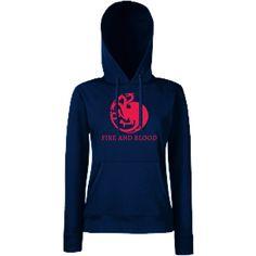 Shirtstreet24 Pullover Herren Kapuzen Sweatshirt Hoodie dope small