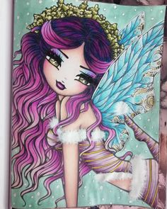 Colouring Pages, Coloring Books, Hannah Lynn, Unicorns And Mermaids, Prismacolor, Gel Pens, My Little Pony, Cute Girls, This Book