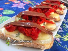 Spanish Kitchen, Spanish Tapas, No Salt Recipes, Tapas Bar, Wine Cabinets, Tostadas, Bruschetta, Sandwiches, Waffles