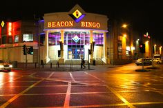 4th Year in London: Beacon Bingo the highlight of Cricklewood