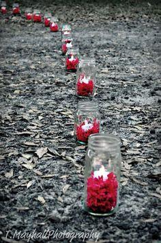 another cute mason jar idea