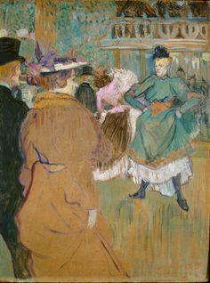 Henri De Toulouse-Lautrec Famous Paintings | Henri de Toulouse-Lautrec (1864-1901)