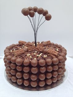 malteser birthday cake