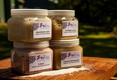 What does our intern Emily think about Zoe Natural Creations Sugar Body Scrub? Read all about it in the latest Charleston Deal Report here: https://gocharlestondeals.com/charleston-deal-report-zoe-natural-creations-natural-body-scrub/